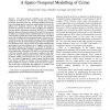 The Dynamic Spatial Disaggregation Approach: A Spatio-Temporal Modelling of Crime