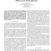 The E8 Lattice and Error Correction in Multi-Level Flash Memory