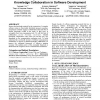 The economy of collective attention for situated knowledge collaboration in software development