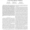 The effect of layer-2 store-and-forward devices on per-hop capacity estimation