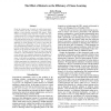 The Effect of Restarts on the Efficiency of Clause Learning