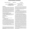 The effects of group composition on decision quality in a social production community
