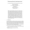 The Emergent Structure of Development Tasks