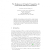 The Employment of Regular Triangulation for Constrained Delaunay Triangulation