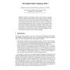 The Epsilon Object Language (EOL)