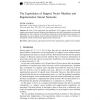 The Equivalence of Support Vector Machine and Regularization Neural Networks