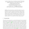 The Euler-Lagrange Equation for Interpolating Sequence of Landmark Datasets