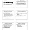 """The """"Extract Refactoring"""" Refactoring"""