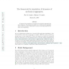 The framework for simulation of dynamics of mechanical aggregates