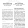 The Global Dimensionality of Face Space