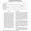 The IBP Compound Dirichlet Process and its Application to Focused Topic Modeling