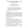 The Impact of AND/OR Search Spaces on Constraint Satisfaction and Counting