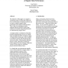 The Impact of Information Technology on the Temporal Optimization of Supply Chain Performance