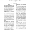 The influence of actual and perceived sexual orientation on diadochokinetic rate in women and men