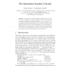 The Intensional Lambda Calculus