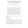 The Kalai-Smorodinsky bargaining solution with loss aversion