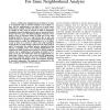 The Multi-Node Topological Overlap Measure For Gene Neighborhood Analysis
