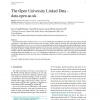 The Open University Linked Data - data.open.ac.uk