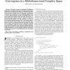 The particle swarm - explosion, stability, and convergence in a multidimensional complex space