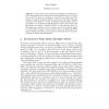 The Principle of Self-Description: Identity Through Linking