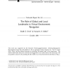 The Role of Global and Local Landmarks in Virtual Environment Navigation