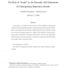 """The role of """"leads"""" in the dynamic OLS estimation of cointegrating regression models"""