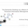 The Semantic Desktop as a Means for Personal Information Management