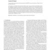 The Threshold of Event Simultaneity