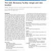 The UofL Microarray Facility: merger and new location
