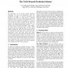 The YAGS Branch Prediction Scheme