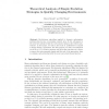 Theoretical Analysis of Simple Evolution Strategies in Quickly Changing Environments