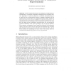 Theoretical Bounds on the Size of Condensed Representations