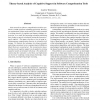 Theory-based Analysis of Cognitive Support in Software Comprehension Tools