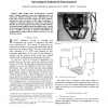Thermal calibration of a 3 DOF ultra high-precision robot operating in industrial environment