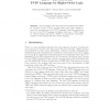 THF0 - The Core of the TPTP Language for Higher-Order Logic