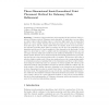 Three-dimensional Semi-generalized Point Placement Method for Delaunay Mesh Refinement