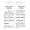 Threshold Based Data Aggregation Algorithm To Detect Rainfall Induced Landslides