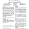 Tinkering and gender in end-user programmers' debugging
