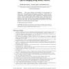 Toeplitz Block Matrices in Compressed Sensing