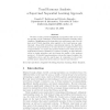Tonal Harmony Analysis: A Supervised Sequential Learning Approach