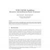 TOOL PAPER: ScalaBison Recursive Ascent-Descent Parser Generator