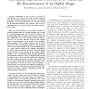 Topological Equivalence between a 3D Object and the Reconstruction of Its Digital Image
