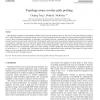 Topology-aware overlay path probing