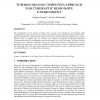 Toward Organic Computing Approach for Cybernetic Responsive Environment