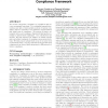 Toward (Semi-) Automated End-to-End Model-driven Compliance Framework