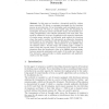 Towards a Dynamical Model for Wireless Sensor Networks