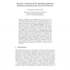 Towards a Framework for Specifying Software Robustness Requirements Based on Patterns