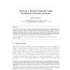 Towards a Hybrid Dynamic Logic for Hybrid Dynamic Systems
