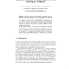 Towards a Model of Provenance and User Views in Scientific Workflows