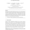 Towards a Notion of Transaction in Graph Rewriting